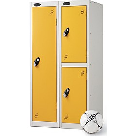 Junior Lockers £0 - Education Furniture