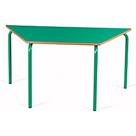 Crush Bent Trapezoidal Nursery Tables £0 - Education Furniture