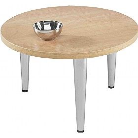 Tapas Round Coffee Table £213 - Reception Furniture