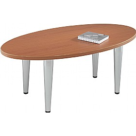Tapas Oval Coffee Table £241 - Reception Furniture