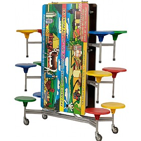 Healthy Eating Mobile Canteen Units £0 - Education Furniture