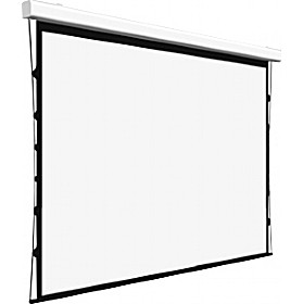Eyeline Wave Tab Tensioned Projection Screens Wall Or