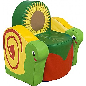 Back To Nature Snail Chair £0 - Education Furniture