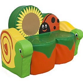 Back To Nature Snail Sofa £139 - Education Furniture