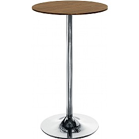 Estrella Tall Table Walnut £186 -