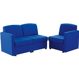 NEXT DAY Pinnacle Modular Reception Chairs £170 - Reception Furniture
