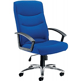 Canasta II Fabric Manager Chairs £102 - Office Chairs
