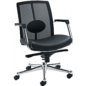 Spritz Mesh Executive Chair £239 - Office Chairs