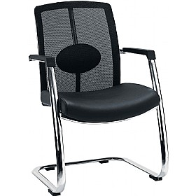 Spritz Mesh Visitor Chair £178 - Office Chairs