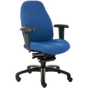 Obusforme Medium Back Office Chairs With Adjustable Arms £431 - Office Chairs
