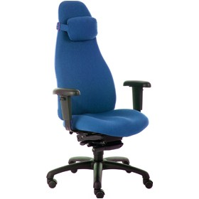 Obusforme High Back Office Chairs With Adjustable Arms £502 - Office Chairs