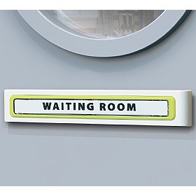 Show Point Door & Desk Name Plates - Pack of 3 £26 - Display/Presentation