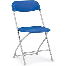 NEXT DAY Fold Flat Chair (Pack of 8) £16 - Education Furniture