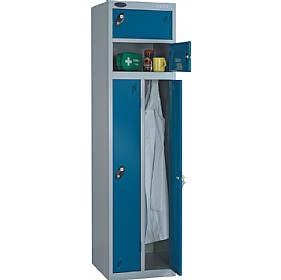 Two Person Locker With ActiveCoat £140 - Education Furniture