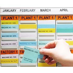 T Card Maintenance Board Kit T Card Planning Display Kit