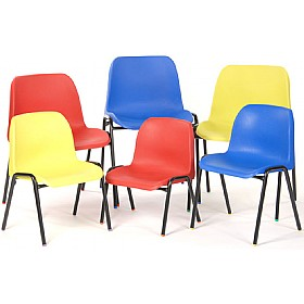 Affinity Classroom Chairs - Minimum Quantity 8 £11 - Education Furniture
