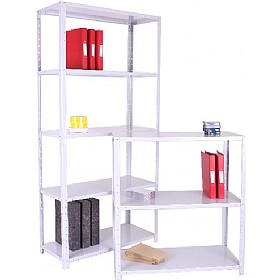 Medium Duty Bolted Shelving £60 -