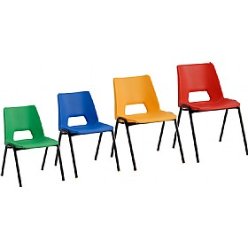 Scholar Polypropylene Classroom Chairs £0 - Education Furniture