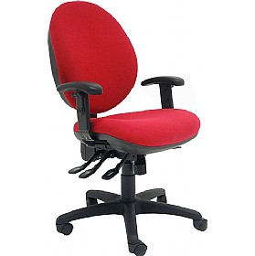 24 Hour Ultimate Operator Chairs £215 - Office Chairs