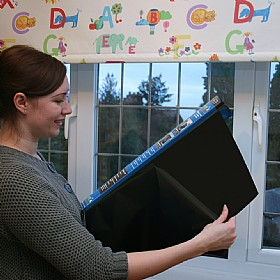 Magic Blackout Blind On A Roll £28 - Display/Presentation