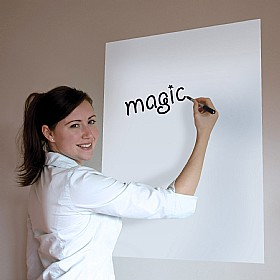 Magic Whiteboard On A Roll £25 - Display/Presentation
