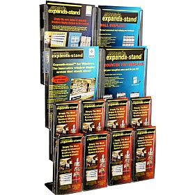 4 pocket A4 and 8 Third A4 Leaflet dispensers £55 - Display/Presentation