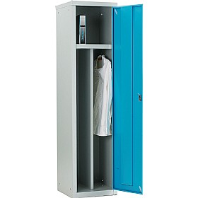 Fully Welded Clean & Dirty Lockers £0 - Education Furniture