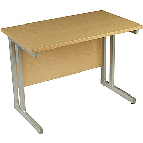 Modus Contract Cantilever Rectangular Extension Desk £145 - Office Desks