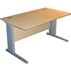 Modus Professional Cantilever Rectangular Desk £166 - Office Desks