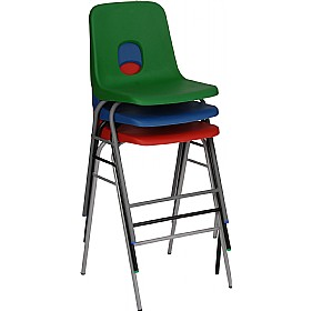 E-Series Polypropylene Stools £24 - Education Furniture