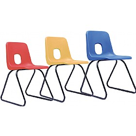 E-Series Skid Base Chairs £0 -