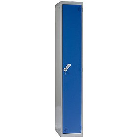Fully Welded Wide 1 Door Locker £112 - Education Furniture