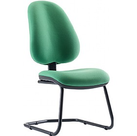 Oxford High Back Visitor Chair £147 - Office Chairs