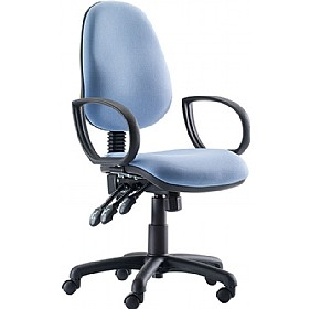 Stewart High Back Operator Chair £126 - Office Chairs