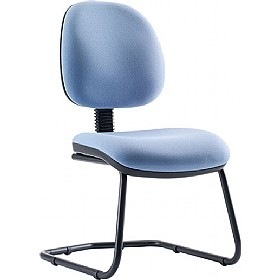 Stewart Medium Back Visitor Chair £115 - Office Chairs