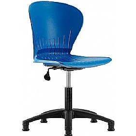 Melrose Poly Swivel Chair £66 - Office Chairs