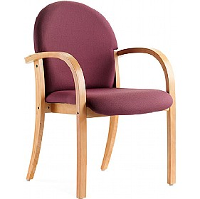 Rockingham Beech Stacking Chair £182 -