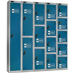 PPE Lockers With ActiveCoat £90 - Education Furniture