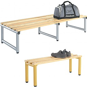 Freestanding Cloakroom Benches £108 - Education Furniture