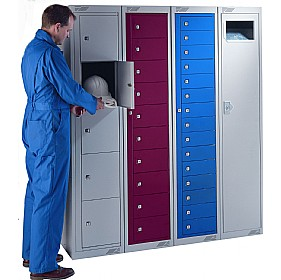 Garment Lockers With Biocote £0 - Education Furniture