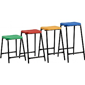 Scholar Polypropylene Stools £0 - Education Furniture