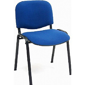 ISO Black Frame Conference Chair (Pack of 4) £37 - Office Chairs