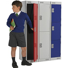 Primary Lockers With Biocote £0 - Education Furniture