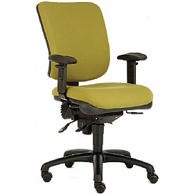 Identity High Back Operator Chair £248 - Office Chairs