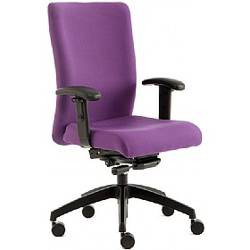 Adept Management Task Chair With Height Adjustable Arms £322 - Office Chairs