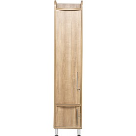 Trilogy Tall Narrow Office Cupboard £361 - Meeting Room Furniture