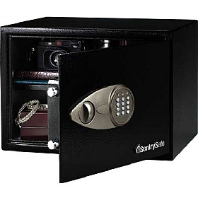 Sentry Laptop Security Safe X125 £142 - Burglary / Fire Safes