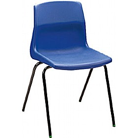 Sculpted Canteen Chair £19 - Bistro Furniture