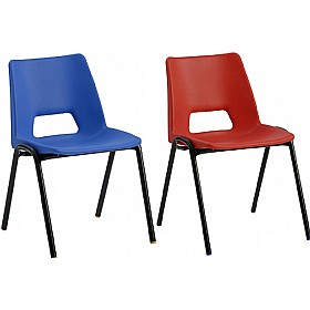 Contract Canteen Chair £14 - Bistro Furniture