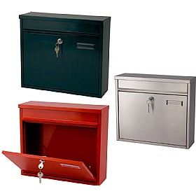 Ouse Mail / Post Boxes £0 - Burglary / Fire Safes